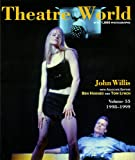 Theatre World 1998-1999, John Willis, Tom Lynch, 1557834326