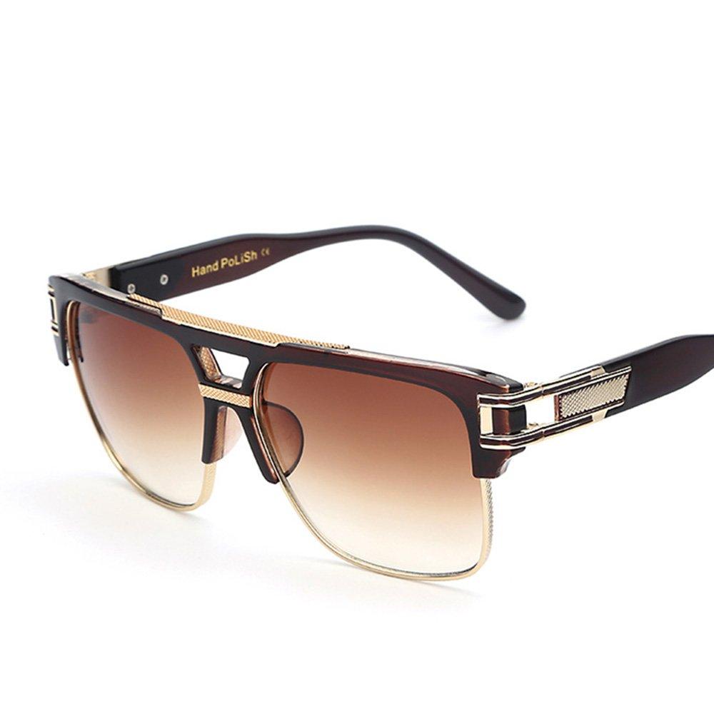 Amazon.com: Gafas De Sol Para Hombre Nueva Colección 2017 ...