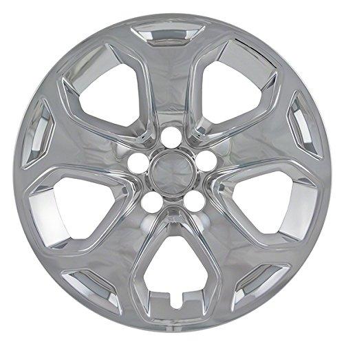 Edge Rim (Premium OEM Style Chrome Wheel Skins for 2011-2014 Ford Edge (Pack of 4) 18