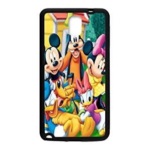 Mickey mouse Case Cover For samsung galaxy Note3 Case