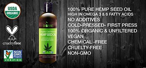Buy hemp seed oil