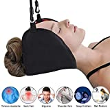 Neck Relief Hammock Portable Neck Cervical Traction and Relaxation Sling Device Relief Head & Neck & Shoulder Pain / Stress in 10 Minutes