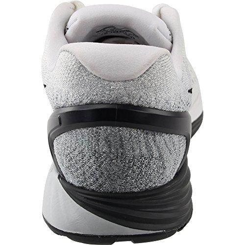 Scarpe anthracite Grey da Black antracite cl Nero Bianco Ginnastica Nike Uomo Lunarglide grigio White 7 1p67wWqEB