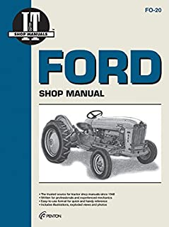 Ford 800 Tractor Shop Manual - Product User Guide Instruction •