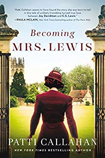 Book Cover: Becoming Mrs. Lewis: A Novel