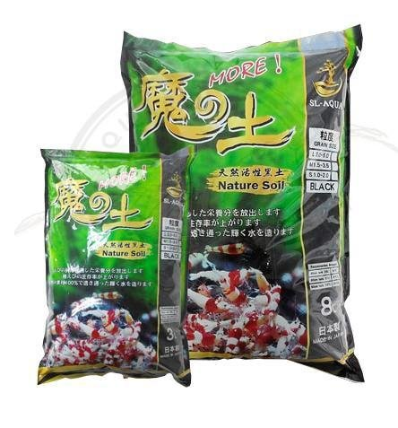 SL Aqua Soil - Buffering soil, Created for Shrimp by SL Aqua