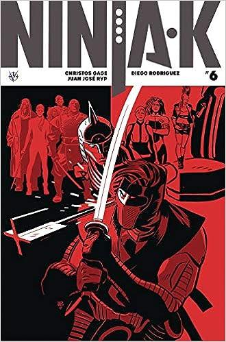 Ninja-K #6 (New Arc) Cvr A Zonjic: Various Artists: Amazon ...