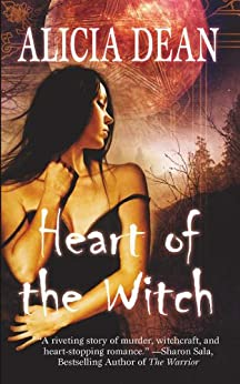 Heart of the Witch by [Dean, Alicia]