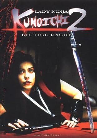 Kunoichi - Lady Ninja 2: Blutige Rache Alemania DVD: Amazon ...