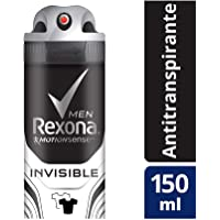 Antitranspirante Rexona Men Invisible en aerosol 90 g