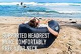 Orsen Inflatable Lounger Air Sofa, Inflatable Beach