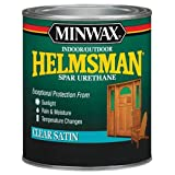Minwax 43205000 Helmsman Spar Urethane Clear, pint, Satin