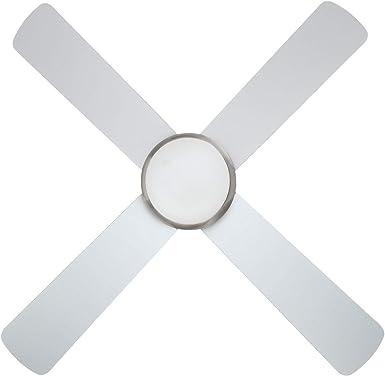 Ventilador de Techo Navy Niquel 60W efectoLED