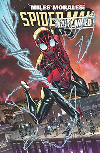Book Cover: Miles Morales Vol. 4