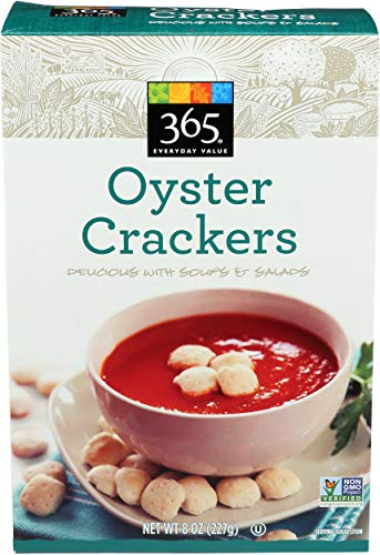 365 Everyday Value Oyster Crackers 8 oz