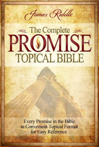 Complete Promise Topical Bible (The Riddle Of The Image)