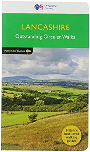 Lancashire Walking Guidebook (Ordnance Survey)