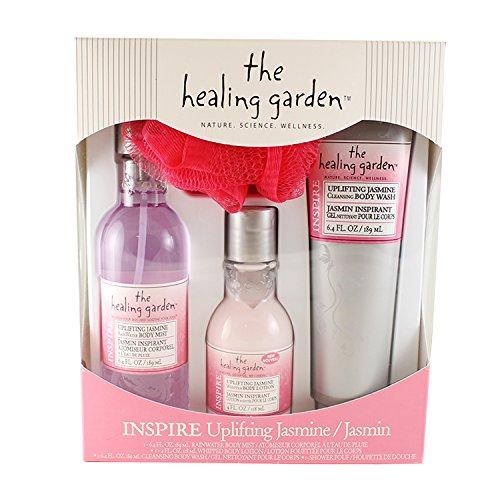 The Healing Garden Gift Set, Uplifting ()