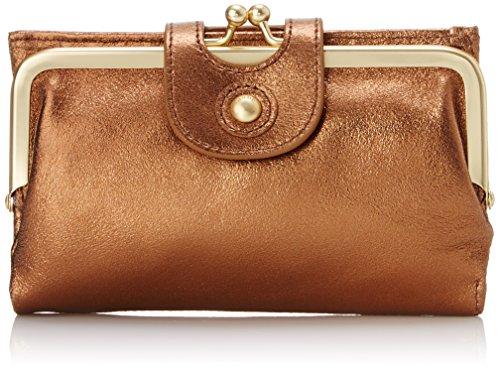 HOBO Hobo Vintage Alice Wallet, Copper, One Size ()