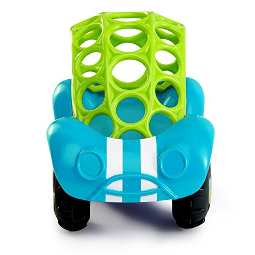 Large Product Image of O Ball 1-Piece Rattle & Roll Car, Assorted Colors