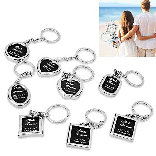 personalized photo keychain - 2