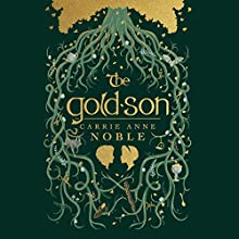 The Gold-Son Audiobook by Carrie Anne Noble Narrated by Gerard Doyle