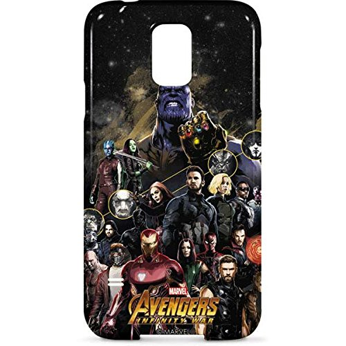 release date: 15319 31b75 Amazon.com: Avengers Galaxy S5 Case - Avengers Front Lines | Marvel ...