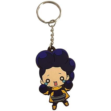 Bowinr My Hero Academia Keychain, Izuku Midoriya Todoroki Shoto Katsuki  Bakugou Keychain Keyring for Kids Teens and Anime-Fans(Style B - Minoru