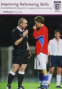 Improving Soccer Refereeing Skills DVD