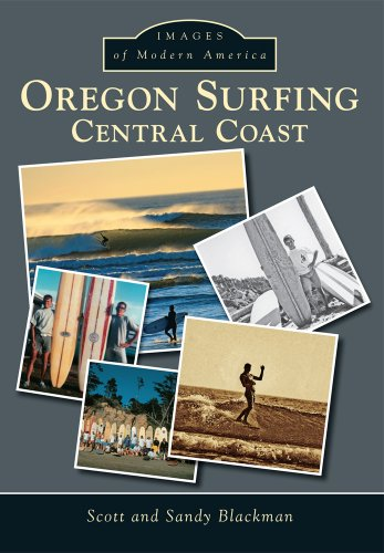 Oregon Surfing Central Coast (Images of Modern America)
