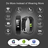 Fitness Tracker, Letsfit Activity Tracker with Heart Rate...