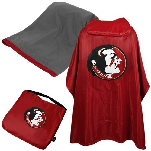 NCAA Florida State 3 in 1 Rain Poncho -