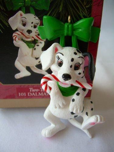 Hallmark Ornament Disney's Two-Tone 101 Dalmations,