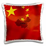 3dRose pc%5F204504%5F1 Chinese Flag Pill