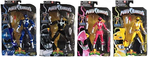 Power Rangers Mighty Morphin 6.5