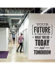 Quotes for Office, Wall Decals for Living Room, Home Decor, Waterproof Wall Stickers , 2724453485495