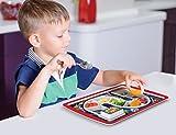Fred DINNER WINNER Kids' Dinner Tray, Supper Hero