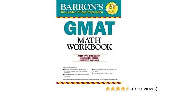 Barrons gmat math workbook 2nd edition ender markal mba cfa barrons gmat math workbook 2nd edition ender markal mba cfa 9781438002996 amazon books fandeluxe Images