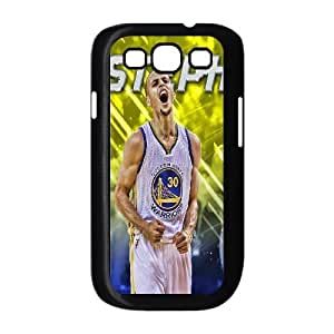 James-Bagg Phone case Basketball Super Star Stephen Curry Protective Case For Samsung Galaxy S3 Style-5
