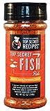 Top Secret Salmon Rub - NEW 32 Ounce Size
