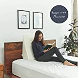 Brentwood Home Zuma Therapeutic Wedge Pillow, Helps
