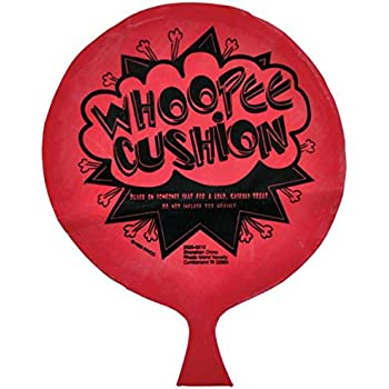 Morris Costumes Whoopie Cushion, 8-inch