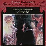 Schubert: Symphonies Nos. 2 & 4('Tragic') [Hybrid SACD]