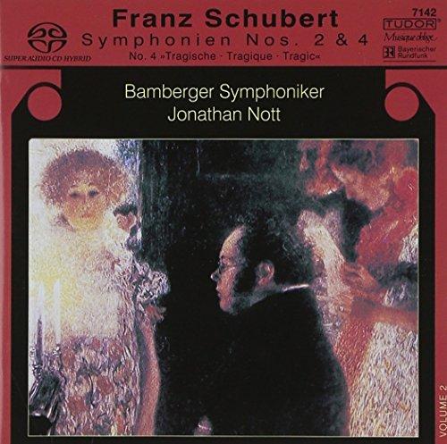 SCHUBERT / NOTT / BAMBERG SYMPHONY