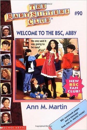 Babysitters club abby