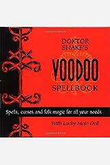 Dr. Snake's Voodoo Spellbook Hardcover