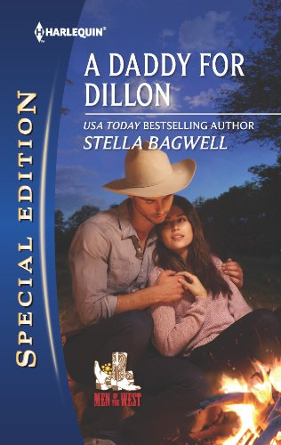 book cover of A Daddy for Dillon