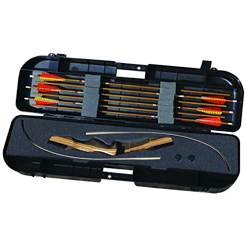 Vista Traveler Takedown Case, Black, 37-Inch (Vista Archery)