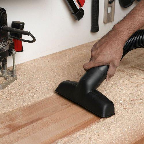 Vacmaster Detachable Wet/Dry Vacuum, 12 5 Peak HP Vacmaster