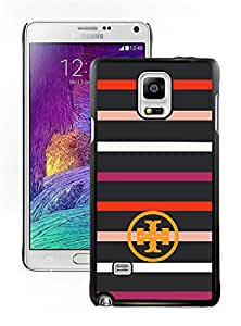 Unique Samsung Galaxy Note 4 Case ,Hot Sale And Popular Designed Case With Tory Burch 05 Black Samsung Note 4 Cover Phone Case